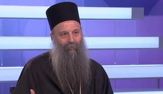 Patrijarh Porfirije u preventivnoj izolaciji, bio u kontaktu sa zaraženim sveštenikom