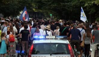 Održan i drugi protest zbog smena na RTV-u (FOTO)