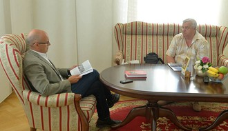Gradonačelnik se sastao s predsednikom Matice slovačke (FOTO)