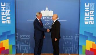 Ambasador Kraljevine Belgije posetio Novi Sad (FOTO)