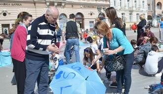 Obeležen Svetski dan autizma u Novom Sadu