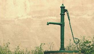 Voda s gradskih bunara nije za piće