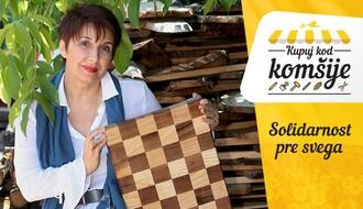 """Wooden kraft"": Originalni, unikatni i praktični predmeti od drveta"