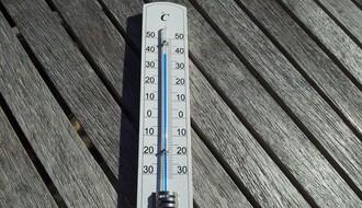 Vreme danas: Pretežno sunčano i toplo, najviša dnevna u Novom Sadu oko 35°C