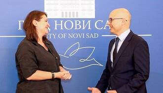 Ambasadorka Kanade posetila Novi Sad