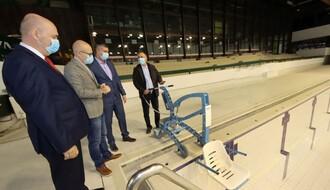 U sanaciju olimpijskog bazena na Spensu uloženo 127,4 miliona dinara (FOTO)