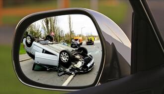 U Novom Sadu tokom vikenda 16 saobraćajki, teže povrede zadobila četiri lica