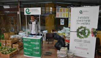 FOTO: Novosađani prikupili dve tone papira za reciklažu