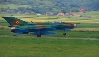 Srušio se jedini aktivni MiG-21 u Vojsci Srbije