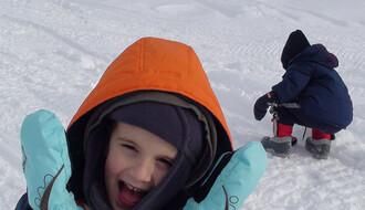 Kako odenuti mališane za igru na temperaturi ispod nule?