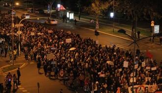 Pomereni protesti u gradu, Novosađani se pridružuju Beograđanima za 1. maj