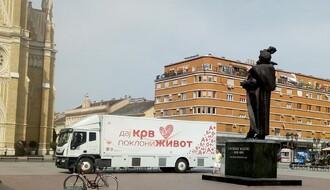 Vanredna akcija davanja krvi danas u centru Novog Sada