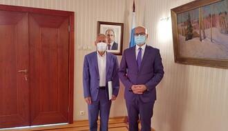 BEOGRAD: Sastali se Miloš Vučević i ambasador Ruske federacije u Srbiji