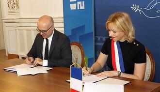 Grad Novi Sad uspostavlja saradnju s francuskim Tavernijem