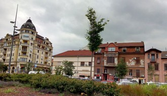 """DSS: Deo Daničićeve ulice preimenovati u """"Trg jedinstva"""""""