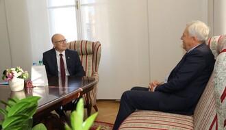 Ambasador Bosne i Hercegovine posetio Gradsku kuću