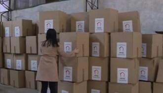 1.500 paketa pomoći za socijalno najugroženije porodice u Vojvodini