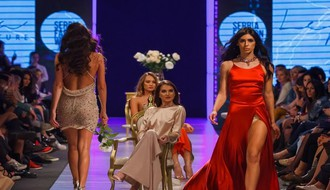 Priveden kraju Serbia Fashion Week (FOTO)