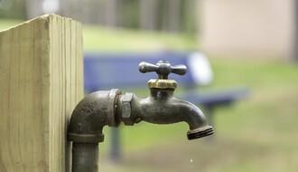 Deo Kisača bez vode zbog havarije