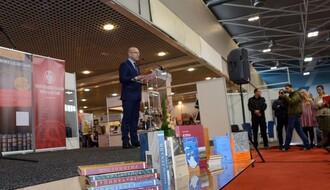 Otvoren Međunarodni sajam knjiga u Novom Sadu