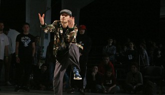 FOTO: Takmičenje u uličnom plesu u Novom Sadu