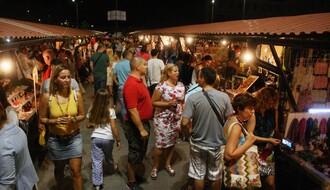 Održan prvi Novosadski noćni bazar na Ribljoj pijaci