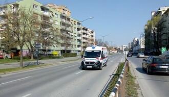 U Novom Sadu tokom vikenda 27 saobraćajki, jedna osoba zadobila teške telesne povrede