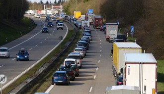Gužve na graničnim prelazima: Na Horgošu zadržavanja i do tri sata