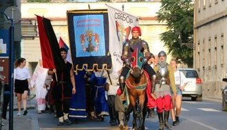 FOTO: Tokom vikenda viteške borbe na Petrovaradinskoj tvrđavi