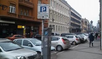 U ponedeljak besplatno parkiranje u Novom Sadu