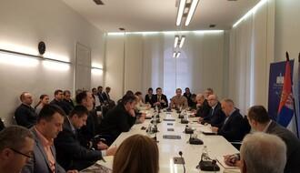 DOK SE SNEG TOPI: Zasedao Gradski štab za vanredne situacije