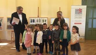 """Nagrađeni dečji radovi sa konkursa """"Hrani se pravilno i budi zdrav"""""""