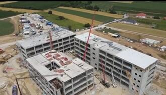 VUČEVIĆ: Bolnica na Mišeluku imaće 600 kreveta i biće gotova u septembru