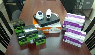 Policijska stanica u Futogu dobila vrednu opremu za video nadzor (FOTO)