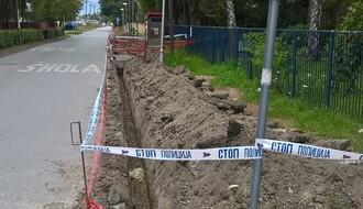 ZIG: Policijska stanica u Čenejskoj dobija novo javno osvetljenje