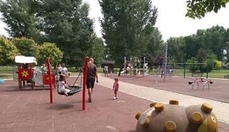 LIMANSKI PARK: Grad će proveriti bezbednost novog dečjeg igrališta