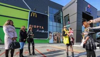 FOTO: Novi Sad dobio prva parking mesta za trudnice