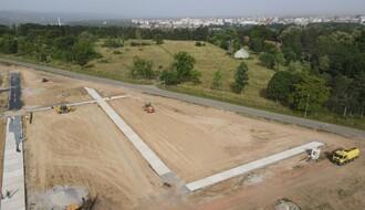 Za infrastrukturno opremanje groblja na Trandžamentu izdvojeno skoro 95 miliona dinara
