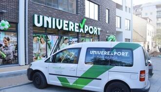 FOTO: Otvoren novi Univerexport u Novom Sadu