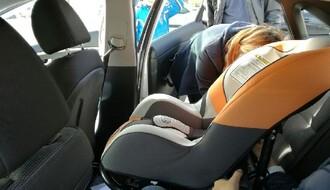 Više od 83% roditelja ne koristi pravilno dečije auto-sedište