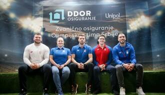 FOTO: Olimpijski komitet Srbije i DDOR Novi Sad organizovali druženje olimpijaca i predstavnika medija na putu za Tokio