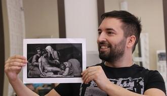"""Novosađanin kome makazice za šišanje služe za """"hair tattoo"""": Uskoro i umetnička dela na glavama mušterija"""