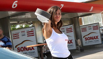"""""""Sonax sexy car wash bubble party"""" je u toku (FOTO)"""