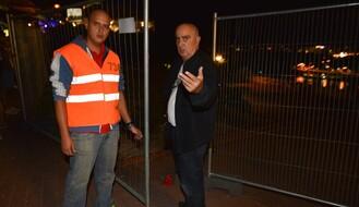 Novi problem sa EXIT žicom: U kavezu i umetnici na Tvrđavi