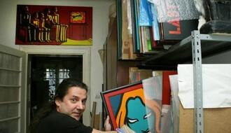 Danijel Babić, slikar: Licemerno je govoriti o prestonici kulture u gradu koji nema nikakvu kulturnu politiku