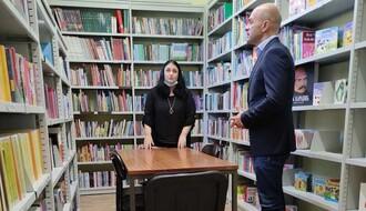 U Kovilju otvoren novi ogranak Gradske biblioteke