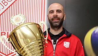 Siniša Gavrančić, šef stručnog štaba OK Vojvodina: San mi je da igramo evropska takmičenja pred punim tribinama Spensa