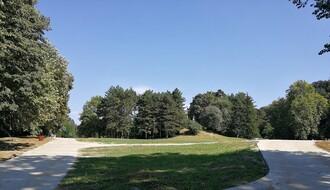 """""""Gradsko zelenilo"""": Nastavlja se uređenje Kameničkog parka (FOTO)"""