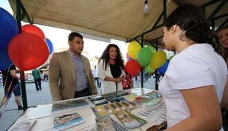 "Počeo sedmi ""OPENS Youth Fair"" u Novom Sadu"