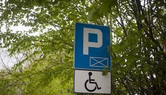 Karte za parkiranje na mestima za osobe sa invaliditetom važe do 31. decembra